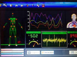 Analizador de organismo eléctrico