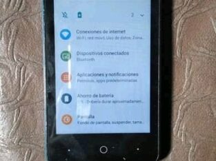 vendo tlf ZTE Blade L130 2019.  Android 9  cómo nuevo